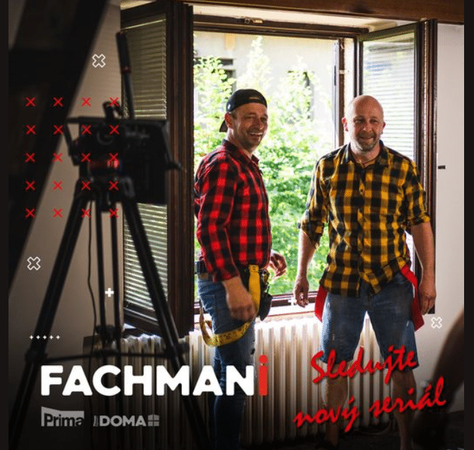 TV PRIMA FACHMANI